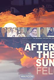 After the Sun Fell Poster