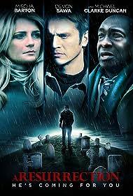 Devon Sawa, Michael Clarke Duncan, and Mischa Barton in A Resurrection (2013)