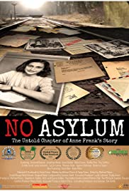 No Asylum: The Untold Chapter of Anne Frank's Story Poster