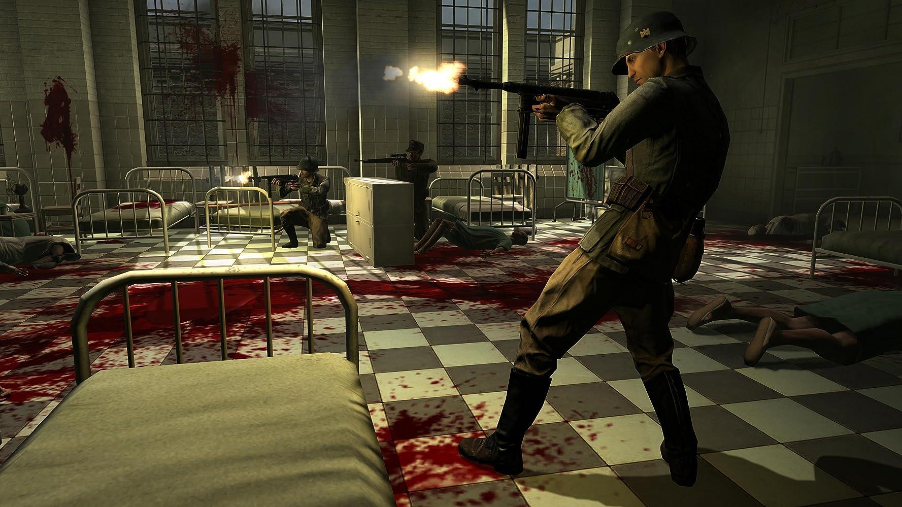 Resultado de imagen para Wolfenstein 2009