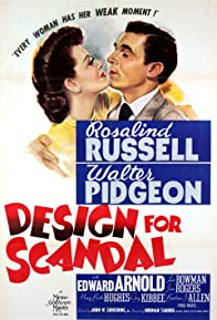 Primary photo for Design for Scandal