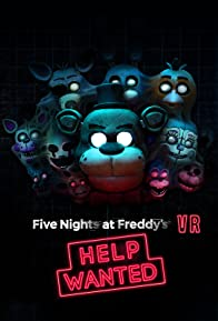 Primary photo for Five Nights at Freddy's: Help Wanted