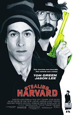 Where to stream Stealing Harvard