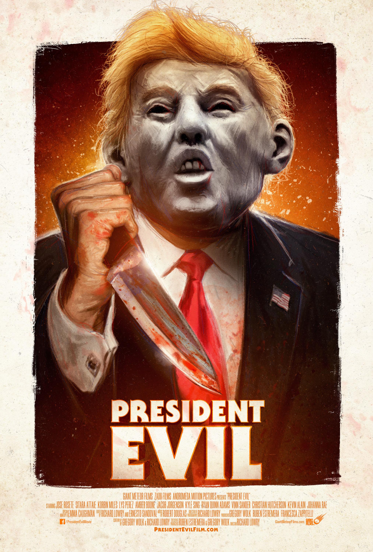 President Evil (2018) - IMDb