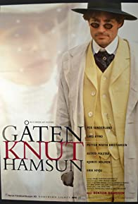 Primary photo for Gåten Knut Hamsun