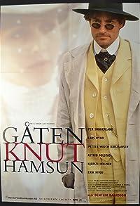Primary photo for Gåten Knut Hamsun