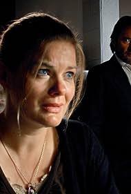 Uwe Kockisch and Birge Schade in Donna Leon (2000)