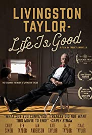 Livingston Taylor: Life Is Good Poster