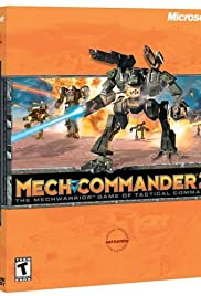 Mech Commander 2 Poster