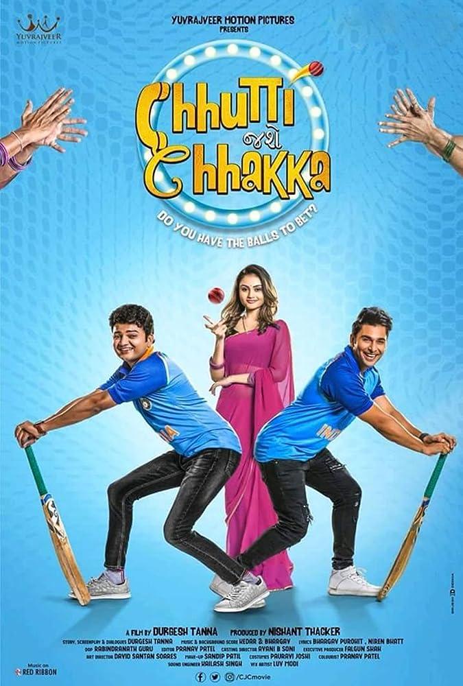 Chhutti Jashe Chhakka (2018) 1080p AMZN WEB DL – AVC – DD 2.0 – E-Subs – DUSIcTv | 5.95 Gb |