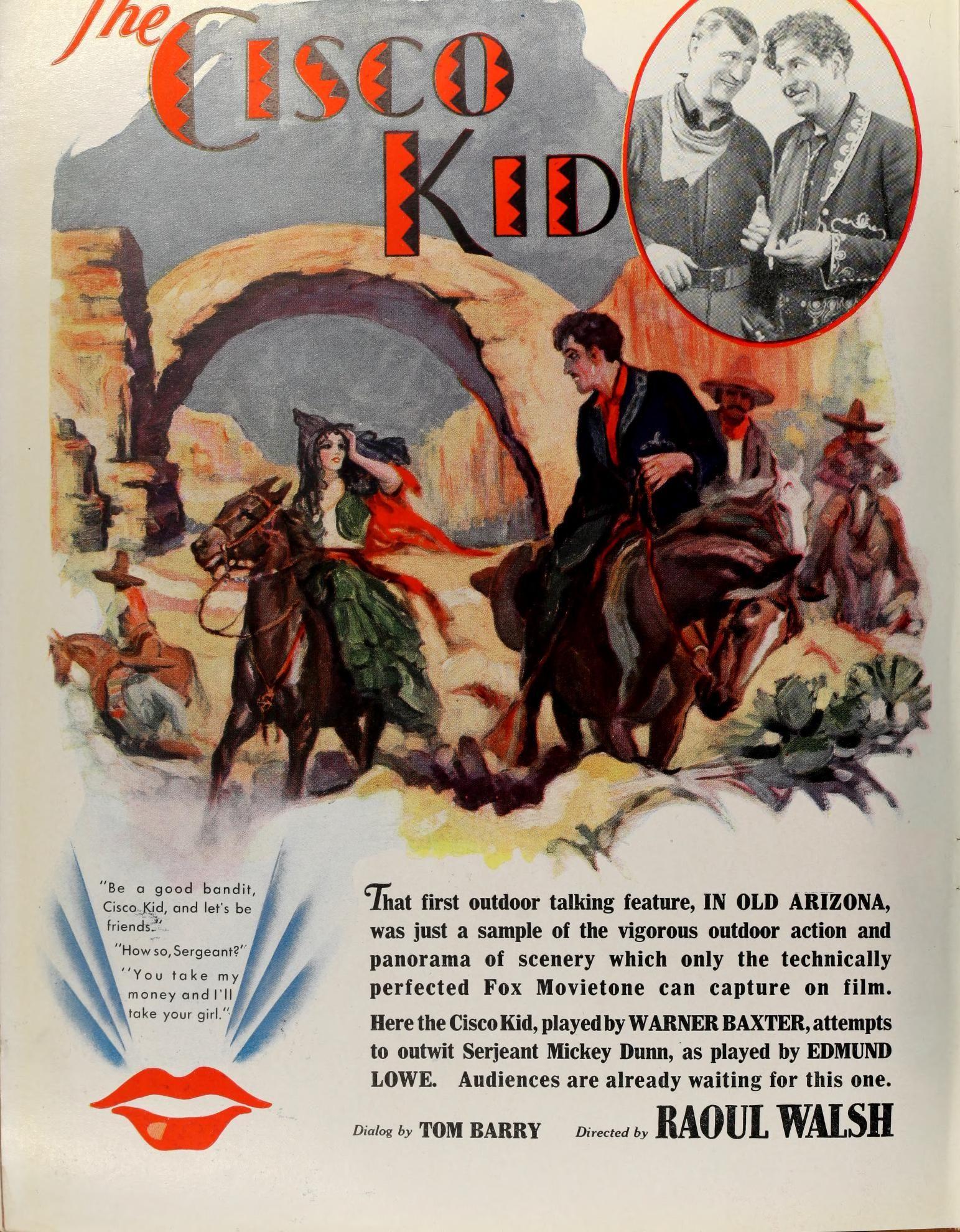 The Cisco Kid 1931