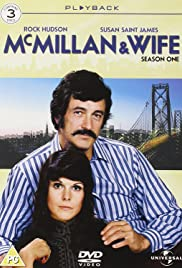 McMillan & Wife Poster - TV Show Forum, Cast, Reviews