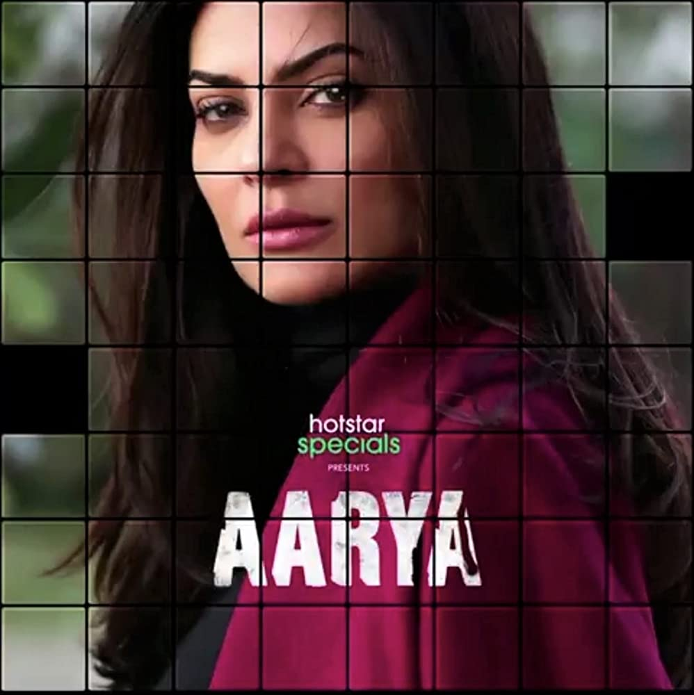Sushmita Sen in Aarya (2020)