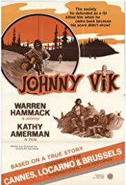Johnny Vik Poster