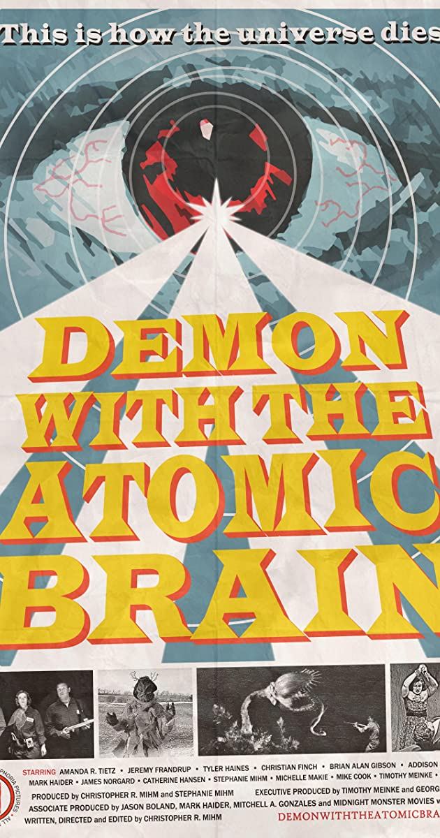 Demon with the Atomic Brain (2017) - Demon with the Atomic