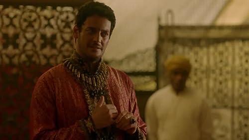 Khaled Abol Naga (Kal Naga) as Ziyadat-Allah in VIKINGS S0505 Dec 2017 Eng subs
