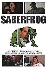 Saberfrog Poster