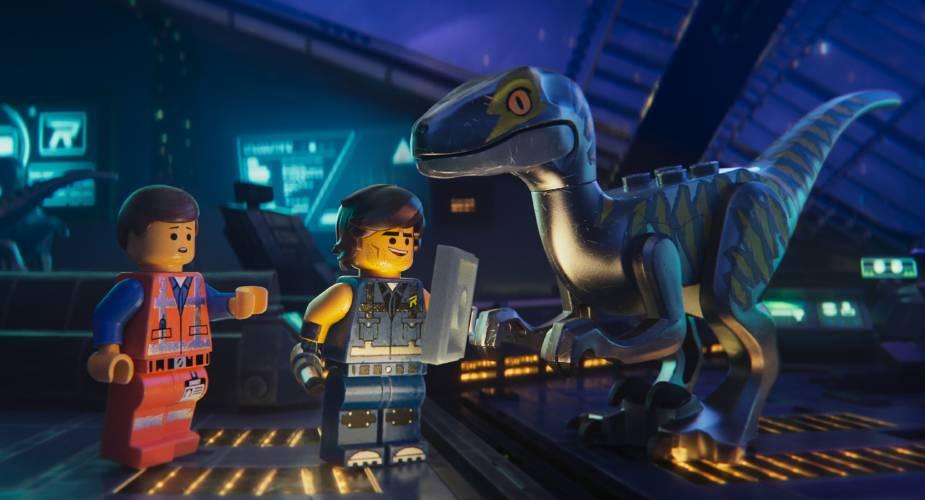 Chris Pratt in The Lego Movie 2: The Second Part (2019)