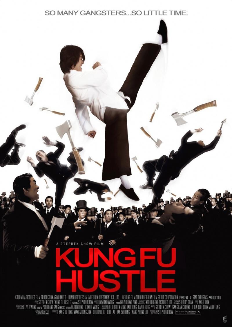 Kung Fu Hustle (2004) - IMDb