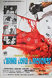 The Weapon, the Hour & the Motive (1972) Poster - Movie Forum, Cast, Reviews