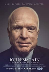 Primary photo for John McCain: For Whom the Bell Tolls