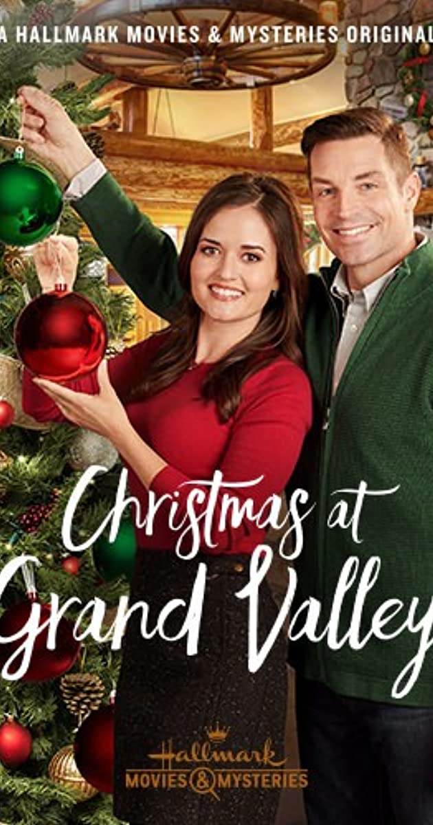 Christmas Camp Hallmark Cast.Christmas At Grand Valley Tv Movie 2018 Imdb