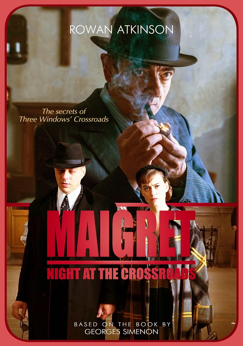 Maigret Night At The Crossroads Tv Movie 2017 Imdb