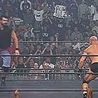 Bill Goldberg and Ron Reis in WCW Thunder (1998)