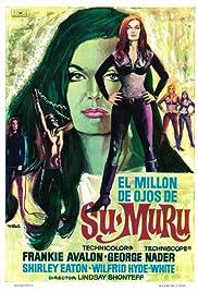 The Million Eyes of Sumuru(1967) Poster - Movie Forum, Cast, Reviews