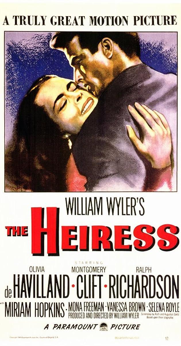 The Heiress (1949) Subtitles