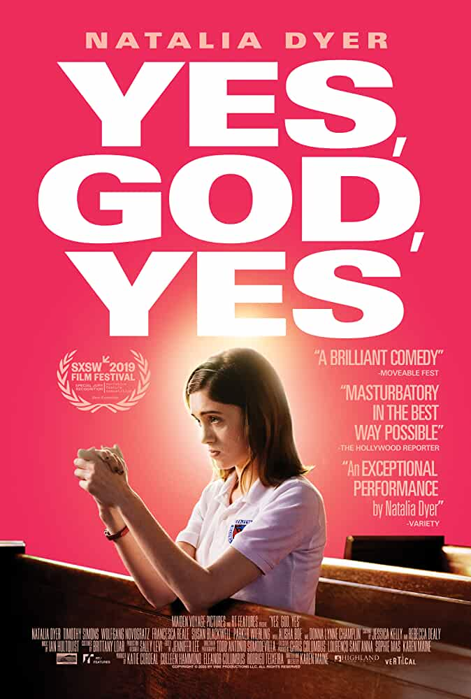 Yes, God, Yes | 2019 | English | 1080p | 720p | WEB-DL