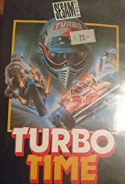 Turbo Time Poster