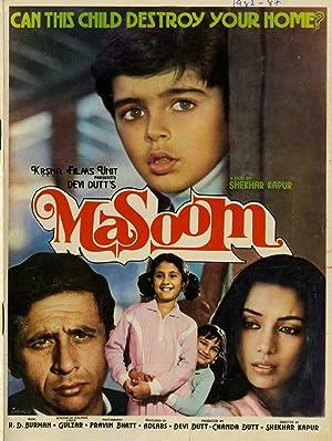 Masoom movie, song and  lyrics