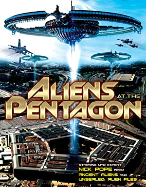 Aliens at the Pentagon