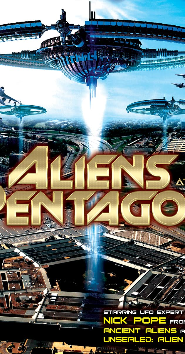 Aliens at the Pentagon (2018)
