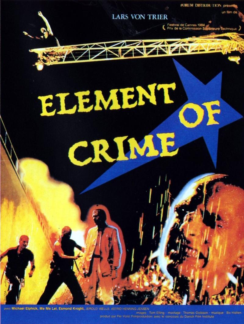 The Element of Crime (1984) - IMDb