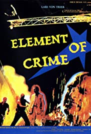 The Element of Crime Poster