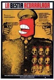 La bestia acorralada Poster