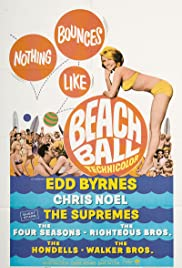 Beach Ball (1965) Poster - Movie Forum, Cast, Reviews