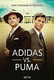 Torben Liebrecht and Ken Duken in Duell der Brüder - Die Geschichte von Adidas und Puma (2016)