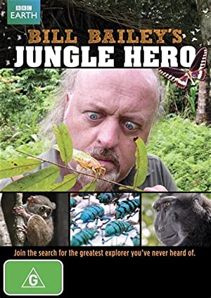 Where to stream Bill Bailey's Jungle Hero