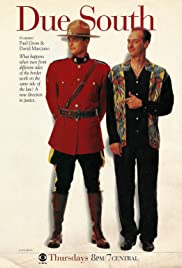 Due South Poster