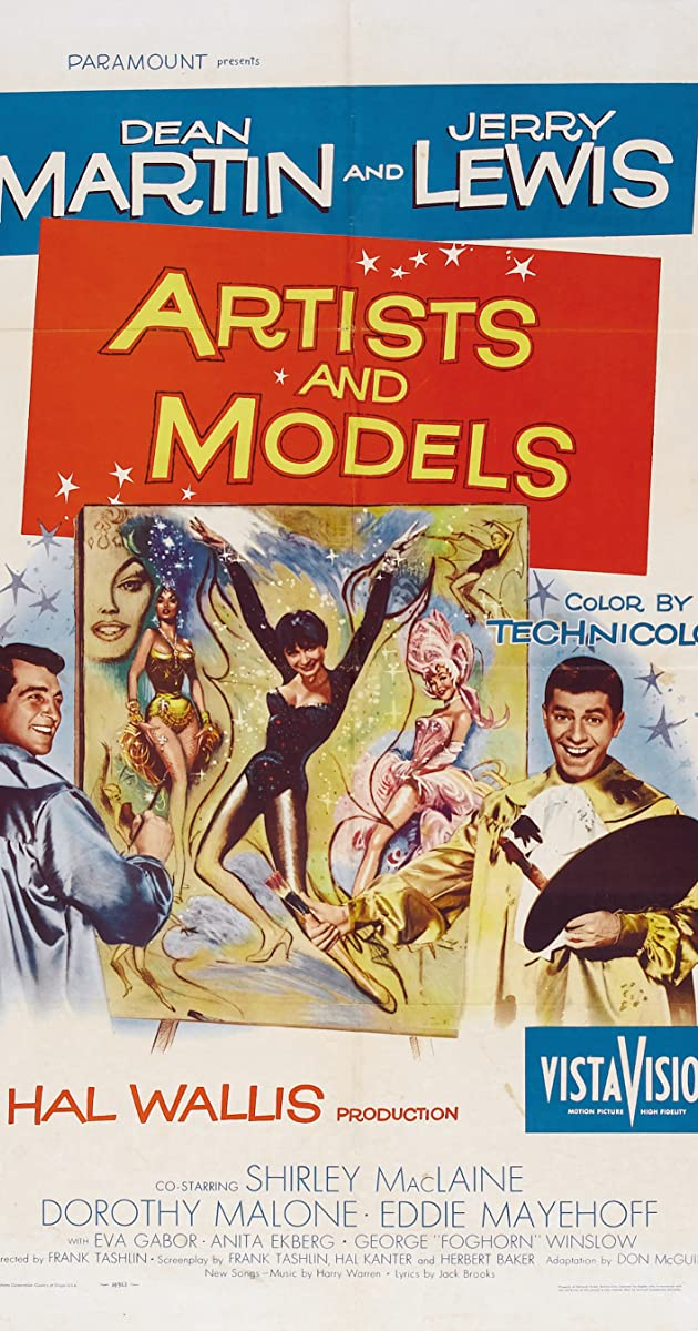 Subtitle of Artists and Models