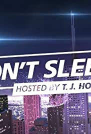 Don't Sleep! Hosted by T. J. Holmes Poster