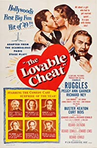Movies bestsellers The Lovable Cheat by Walter Lang [720x400]