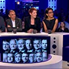 Eric Naulleau, Eric Zemmour, Natacha Polony, and Léa Salamé in On n'est pas couché (2006)