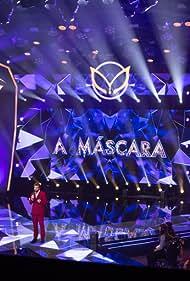 João Manzarra in A Máscara (2020)