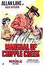Marshal of Cripple Creek (1947) Poster