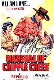 Marshal of Cripple Creek Poster