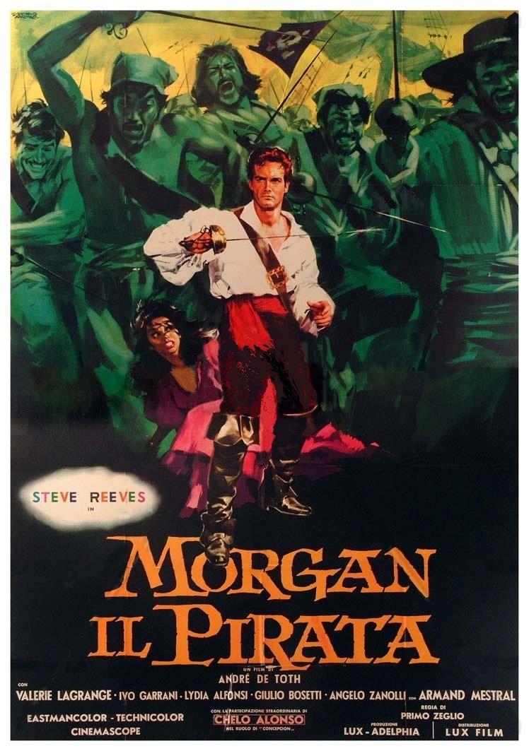 Morgan The Pirate 1960 Imdb